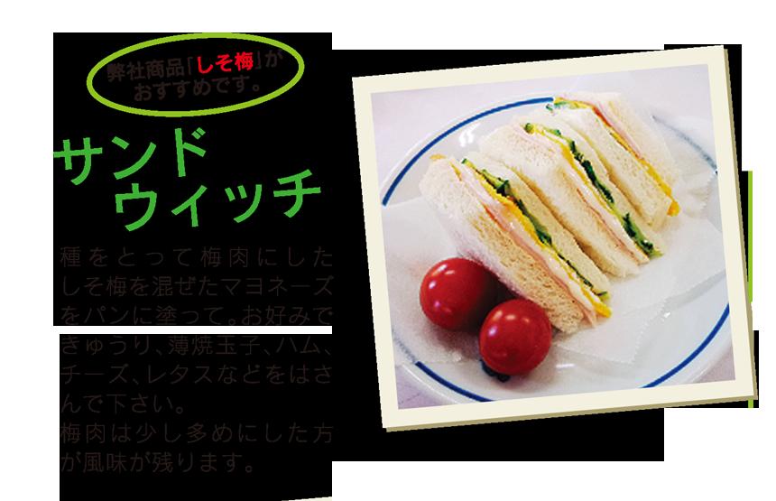 梅のレシピ2